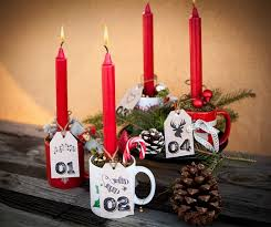 Advent Decorations Advent Candles Ideas For The Perfect Christmas Decoration