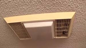 bathroom vent light combo bathroom vent fan light combo nutone broan heater bath lighting