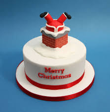 Christmas Cake Decoration Ideas Uk Chris Dance Cakes