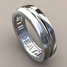 simple mens wedding bands shop men s rustic wedding rings on wanelo