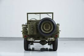 ford military jeep 1941 jeep willys mb military motorcar classics exotic and