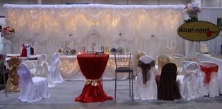 rental chair covers wedding show in toronto www decor rent booth bew tradeshow