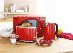 Kettle Toaster The Matching Kettle Toaster And Microwave Set