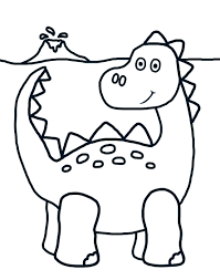 dino doodle colouring dinosaur party ideas pinterest doodle