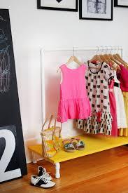 kids clothes rack diy u2013 a beautiful mess
