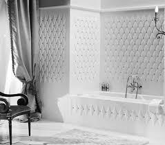 unique white tile bathroom ideas for home design ideas with white