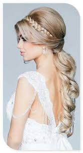 hairpiece stlye for matric 307 best peinados images on pinterest bridal hairstyles wedding
