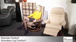 stressless canape 2 places cuir nouveau fauteuil stressless leg comfort magasin meubléa nort sur
