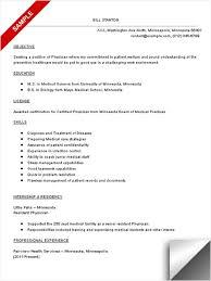 Health Informatics Resume Sensational Design Ideas Physician Resume 1 Physician Resume