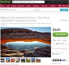 Utah travel pirates images 6 day 39 s utah mighty 5 national parks tour for 849 hotels 11 PNG