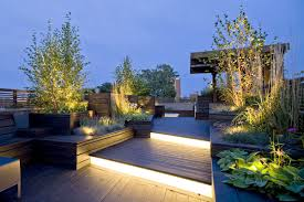 Roof Gardens Ideas Ideas For Small Roof Gardens The Garden Inspirations