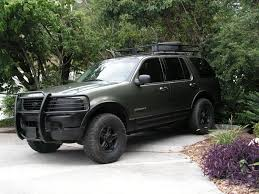 Ford Explorer Black Rims - 2006 ford explorere lifted i really like this vehicle looks nice