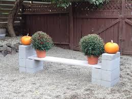 13 best cinder block benches images on pinterest cinder block