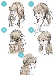 tutorial rambut wanita 7 cara mudah mengikat rambut wanita hanya dalam 3 menit aneka tips