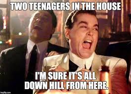 Memes About Teenagers - good fellas hilarious meme imgflip
