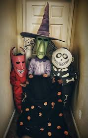 Halloween Costumes Nightmare Christmas October 31 Halloween Kids Costume Idea