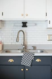 how to mix and match kitchen hardware how to mix metals in the kitchen hausmatter