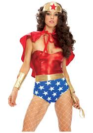 Female Superhero Costume Ideas Halloween Seductress Superhero Costume