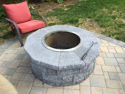 Stainless Steel Firepit Stainless Steel Pit Liner Pit Design Ideas