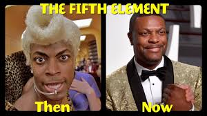 Fifth Element Meme - the fifth element cast then and now youtube