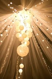 round bulb fairy lights ivory tulle and lights 240 feet reception decoration paper