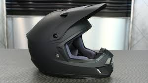 hjc motocross helmet hjc cs mx 2 matte black helmet motorcycle superstore youtube