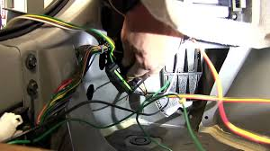 installation of a trailer wiring harness on a 2004 nissan murano