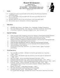 Retail Manager Resume Example Sales Resume Sales Lead Resume Samples Retail Sales Manager