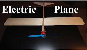Balsa Wood Projects For Free by How To Build A Battery Powered Plane Balsa Wood Airplane Youtube