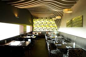 fantastic restaurant interior design ideas color scheme bar and in