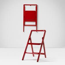design klappstuhl step mini trittleiter und klappstuhl design