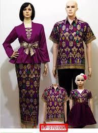 gambar model baju batik modern baju batik modern untuk keluarga model baju