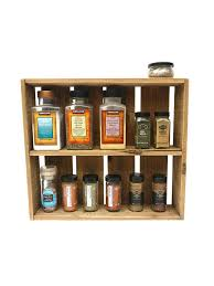 Wooden Spice Rack Wall Reclaimed Wood Spice Rack Wall Spice Rack Wooden Spice Rack