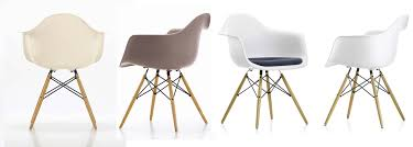 Eames Plastic Armchair Daw Eames Daw Chair By Vitra Chairs Office Urbanlux