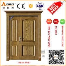 teak wood main door designs for indian home solid wood entry door