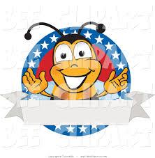 royalty free cartoon stock bee designs page 2