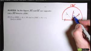 geometry 1 4 homework help youtube
