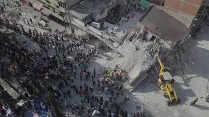 mexico city earthquake at least 273 dead as buildings reduced to