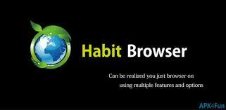 orweb apk habit browser apk 1 1 57 habit browser apk apk4fun