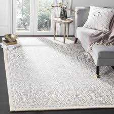 silver contemporary rugs u0026 area rugs for less overstock com