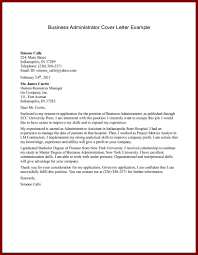 14 cover letter example business sendletters info