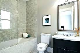 glass subway tile bathroom ideas yellow and white glass subway tile rs floral design white glass