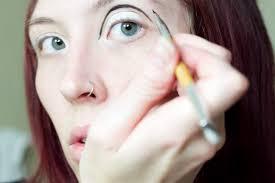 Halloween Makeup With Eyeliner Halloween Makeup Twiggy U002760s Mod