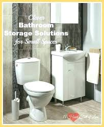 towel storage ideas for small bathrooms creative bathroom storage ideas unique storage ideas for a small