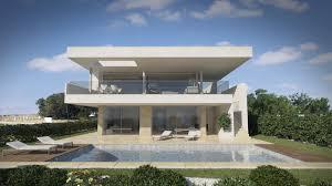 villa d architecte contemporaine programme neuf à commercialiser dans le sud du portugal