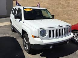 jeep liberty 2015 used 2015 jeep patriot high altitude in berwick used inventory