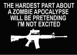 Zombie Apocalypse Meme - here comes the zombie apocalypse 23 pics kill the hydra