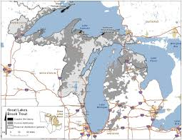Lake Superior Map The Agatelady Adventures And Events Coaster Brook Trout