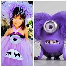 Minion Halloween Costume Baby Minion 32 Purple Minion Costume Ideas Images Purple