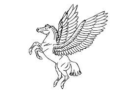 pegasus coloring pages printable coloringstar